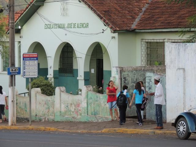 Escola Estadual José de Alencar