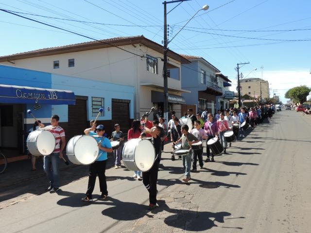 Começam os ensaios para o Desfile Cívico de 26 de Outubro