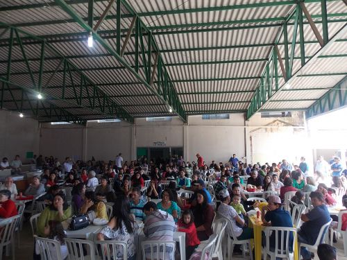 Prefeitura e Sindicato promovem grande confraternização de servidores municipais