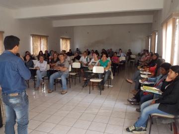 Prefeitura lança apoio à Campanha Outubro Rosa