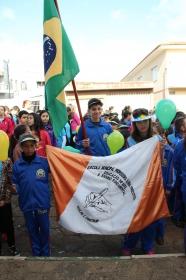 Dia da Independência do Brasil é celebrado antecipadamente por escolas e autoridades de Curiúva