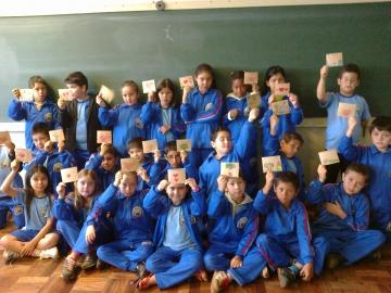 Dia dos Pais é comemorado na Escola Alvina Prestes