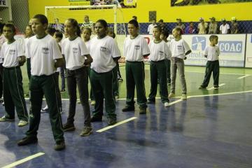 Associação Mirim de Curiúva realiza formatura de 82 alunos