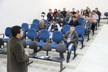 Curso gratuito de gestão empresarial é sucesso já na aula inaugural