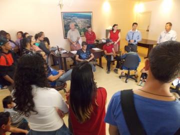 Dia do Estudante é comemorado por escolas estaduais de Curiúva