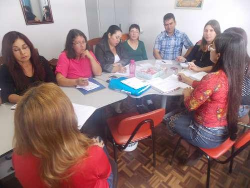 Diretores de escolas municipais reúnem-se para balanço de atividades de 2014 e programação do ano letivo de 2015