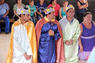 APAE encerra atividades do ano letivo com apresentações de Natal
