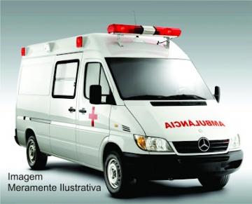 Definida empresa vencedora de pregão para aquisição de ambulância para Curiúva