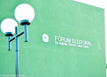 Inauguração do novo Fórum Eleitoral