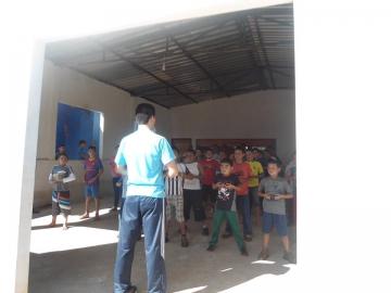 Guarda Mirim firma parceria para oferecer aulas gratuitas de Taekwondo para seus alunos