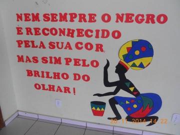 APAE de Curiúva realiza apresentações pelo Dia da Consciência Negra