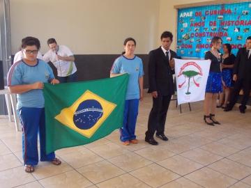 APAE comemora Semana Nacional da Pessoa com Deficiência Intelectual e Múltipla