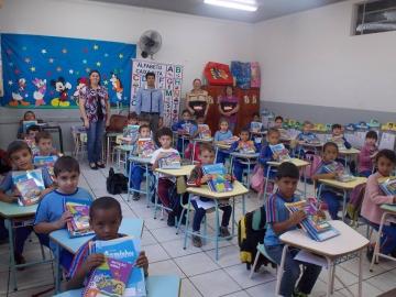 Curiúva alcançou o segundo melhor índice do IDEB na região dos Campos Gerais, em 2014.