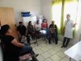 Novos agentes comunitários da Vila Esperança participam de treinamento e capacitação