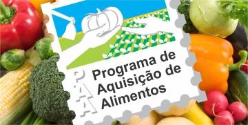 Pelo PAA, mais de R$10.600 adquiridos em alimentos beneficiam entidades de Curiúva