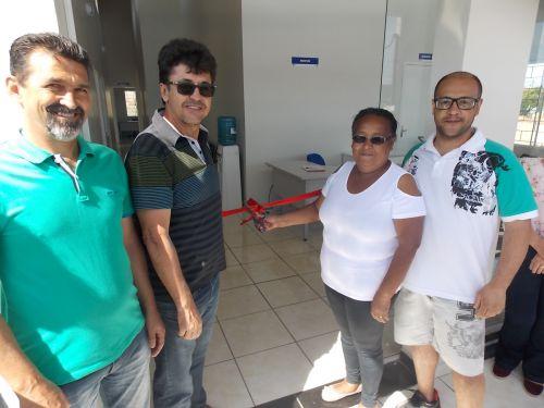 Prefeito inaugura Unidade Básica de Saúde da Vila Bigon