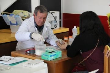 2ª Campanha de doação de sangue de 2014 supera expectativas