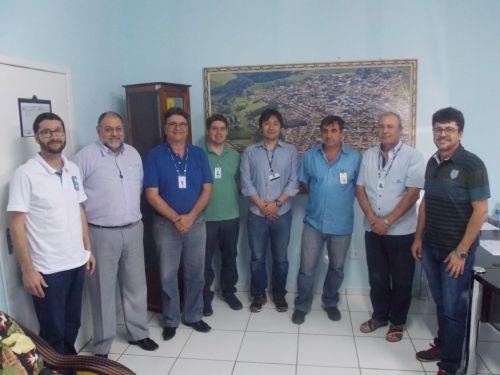 Sanepar investe quase 2 milhões no abastecimento de água de Curiúva