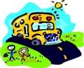 Estudantes usuários de transporte escolar deverão utilizar carteirinha de identificação