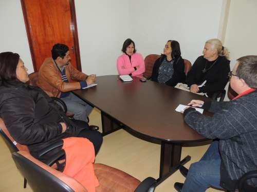Reunião no dia 27/08, na Prefeitura Municipal