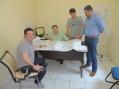 Em andamento o projeto de condomínio fechado em Curiúva