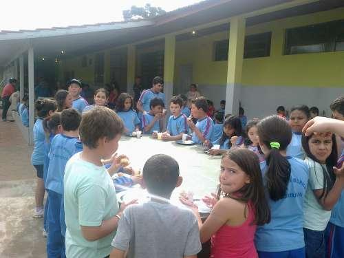 Escola Municipal Amanda Mendes - Alecrim