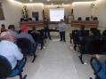 Reunião de empresários locais com o SEBRAE estuda saídas para formação de clientes