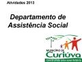 Entrevista com Lucenir Alves Pereira, gestora Municipal de Assistência Social
