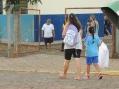 Volta às aulas nas escolas municipais de Curiúva