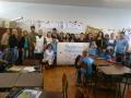 Projeto na Escola Alvina Prestes homenageia professores