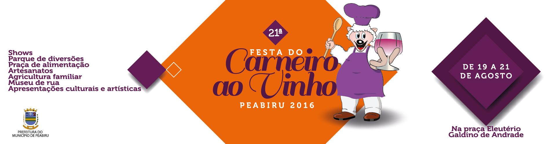 Festa do Carneiro ao Vinho