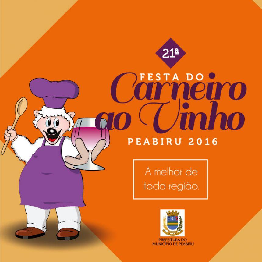 Peabiru organiza 21ª Festa do Carneiro ao Molho de Vinho