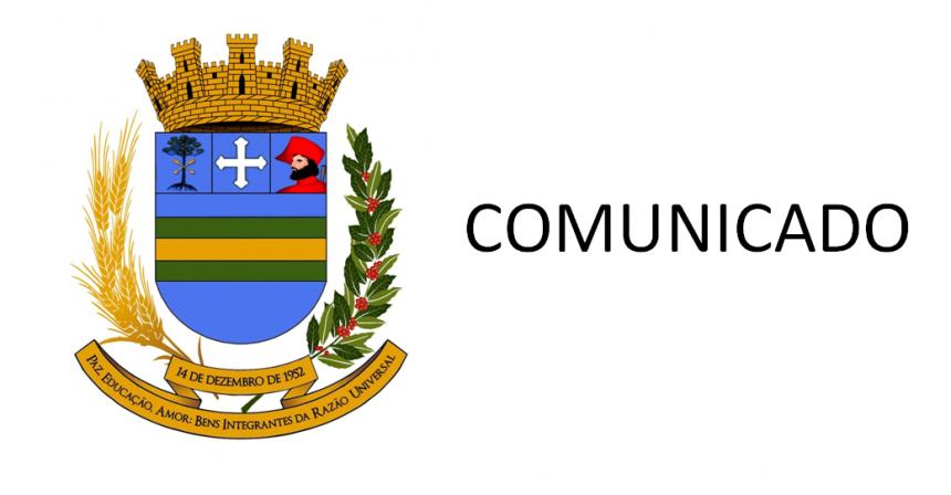 Prefeitura de Peabiru vai suspender divulgações no site e redes sociais
