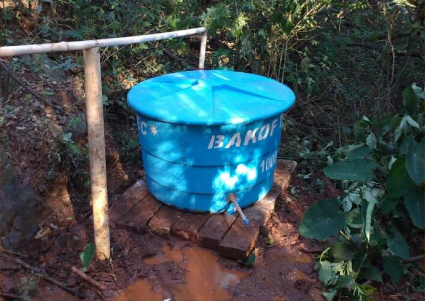 Prefeitura regulariza abastecimento de água para 200 famílias
