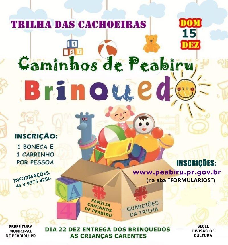 TRILHA PELOS CAMINHOS DE PEABIRU