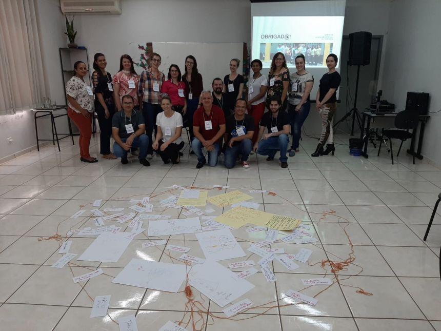 CAPACITAÇÃO DOS CONSELHEIROS DO CAE - CONSELHO DE ALIMENTAÇÃO ESCOLAR