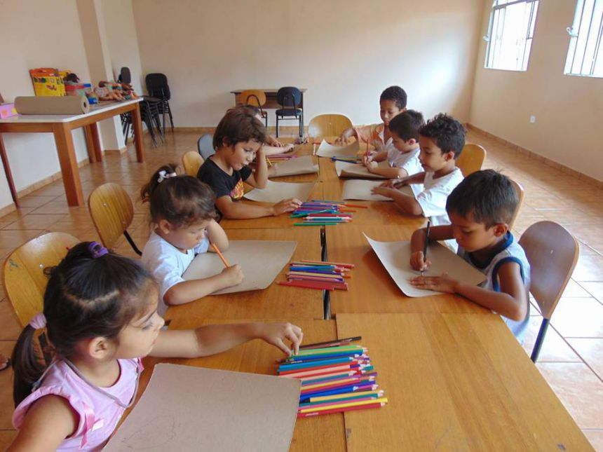 Grupo que visa desenvolvimento de crianças aumenta participação