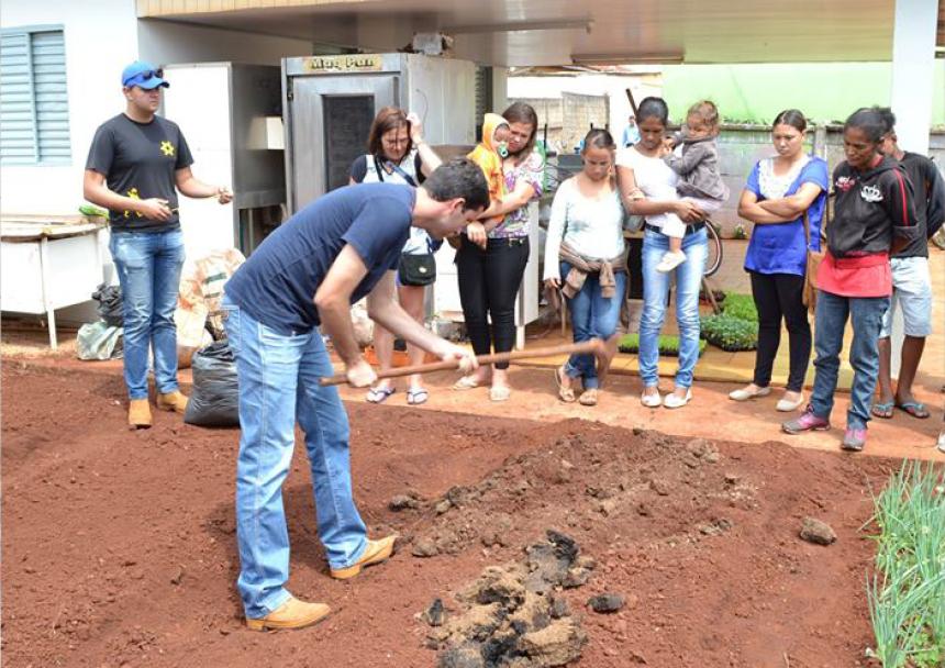 Prefeitura oferece curso para beneficiárias de programas sociais