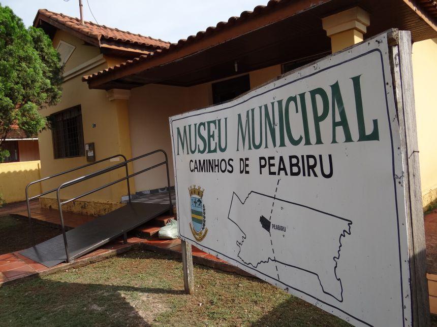 Museu de Peabiru será reaberto nesta quinta-feira