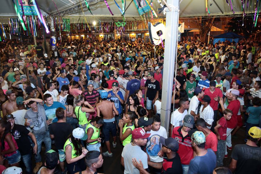 Carnaval Popular de Peabiru é destaque regional