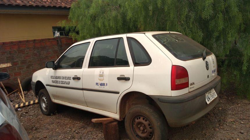 PREFEITURA MUNICIPAL DE PEABIRU PROMOVE LEILÃO