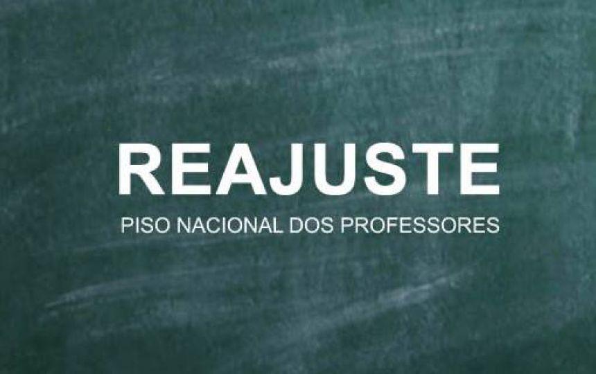 Peabiru propõe reajuste salarial dos professores seguindo Lei do Piso