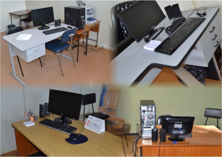 Equipe Pedagógica e CMEI Santa Paula recebem computadoresS