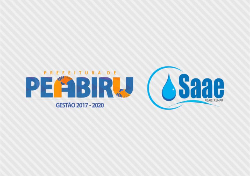 SAAE solicita aos cidadãos que economizem água