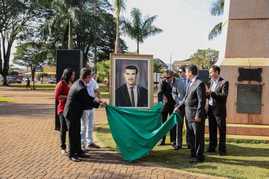 Primeiro prefeito de Peabiru é tema de homenagens e exposição