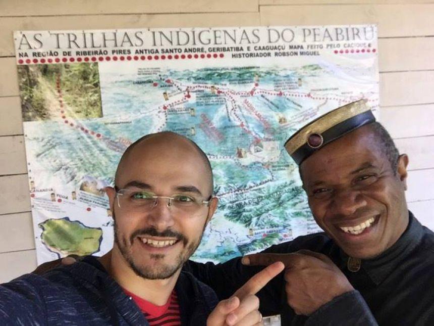 VIOLINISTA DE PEABIRU REPRESENTA NOSSA ARTE EM SÃO PAULO
