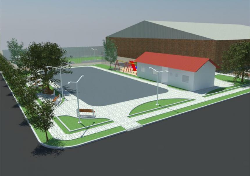 Audiência Pública sobre a Nova Capela Mortuária e Pista de Skate