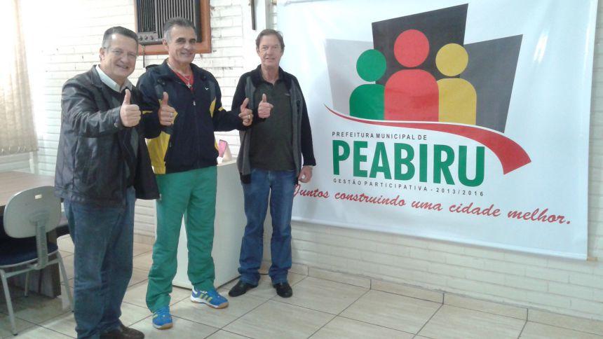 Peabiru sediará regional dos Jogos da Juventude em 2017