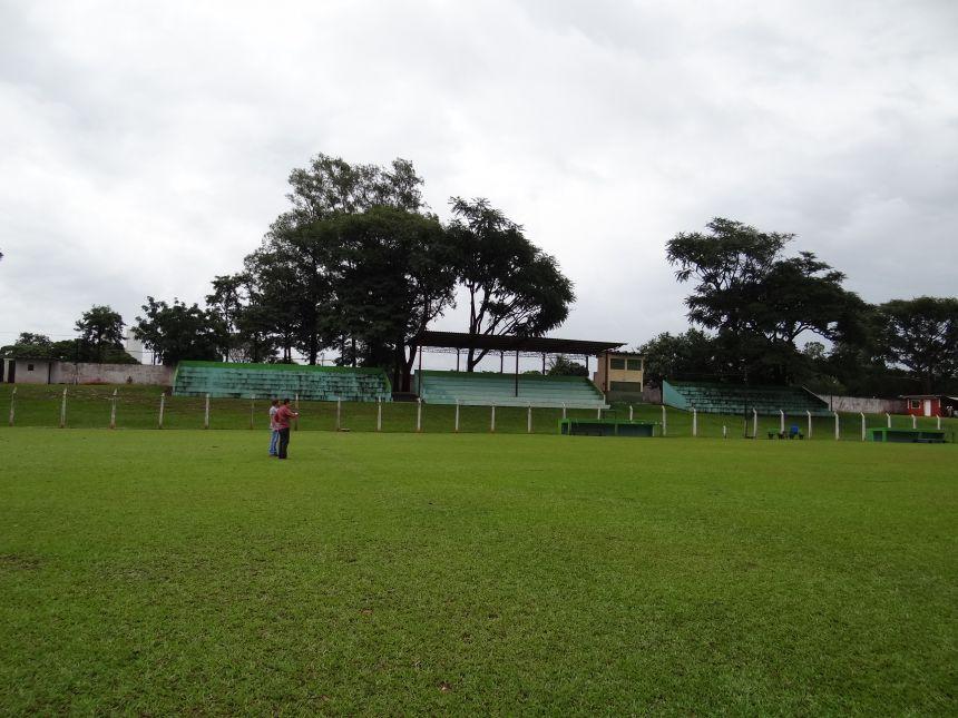 Estádio Municipal de Peabiru ganhará iluminação