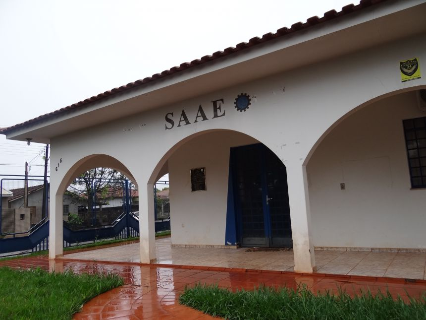 Prefeitura propõe programa para parcelar débitos com o SAAE